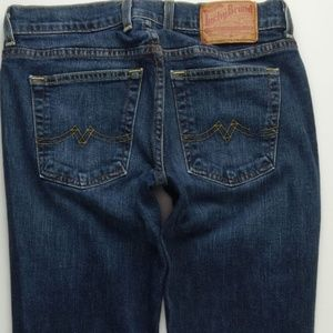 Lucky Brand Sweet N Low Boot Jeans Womens 26 A207J